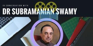 PGurus chats with Dr. Subramanian Swamy on Ram Mandir, Aircel-Maxis scam, 2G scam and the FIR filed by the J & K State government against the Army