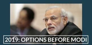 2019: Options Before Modi