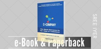 C-Company is now available as an e-Book and paperback