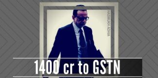 Many questions arise about GSTN, its funding and the process used by Adhia