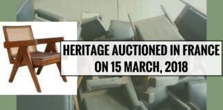 HERITAGE AUCTIONED IN FRANCE