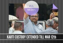 More courtroom gymnastics by Karti and his lawyer parents get him interim relief from an ED arrest, for now