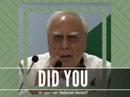 Why is Kapil Sibal pussyfooting around OPINDIA's and Smriti Irani's allegations?