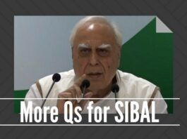 Documents reveal that Sibal was the advocate for Piyoosh Goyal's company in a litigation and he eventually acquired another company of Goyal for a few lakhs