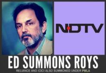 Troubles deepen at NDTV as the Legal adviser quits