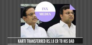 Was it hubris that made Karti Chidambaram transfer bribe money to his father, the then Finance Minister?