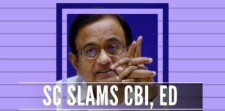SC slams CBI/ ED for the delay in finishing the investigation of Aircel-Maxis scam