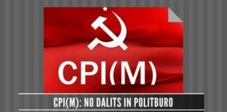Is the CPI(M) concern for Dalits a mirage? How come no Dalit figure in their Politburo?