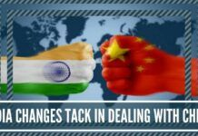 India changes tack in dealing with China