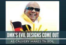 DMK's evil designs come out