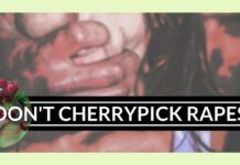 Don't Cherrypick Rapes
