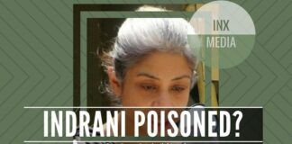 Reports suggest that Indrani may have been poisoned or overdosed