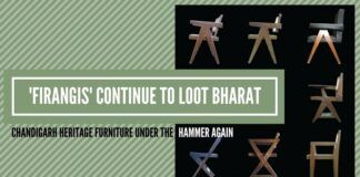 More Auction of Chandigarh Heritage_ FIRANGIS looting Bharat