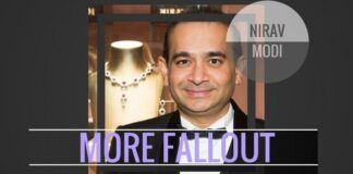 The debris in the wake of the Nirav Modi scam continues to tar many high profile people in India