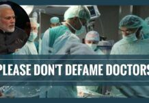 Please Don't Defame Doctors