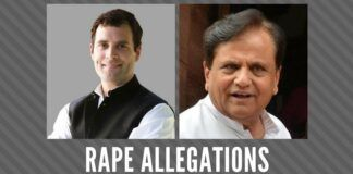 A look back in time on two high-profile cases of allegations of rape against Congress leaders Rahul Gandhi and Ahmed Patel