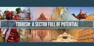 Tourism- A sector full of potential
