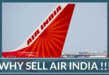 Why sell Air India !!!