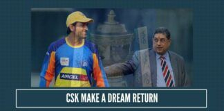 Chennai Super Kings make it a Dream return