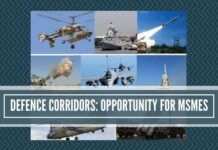 Defence Corridors- Opportunity For MSMEs