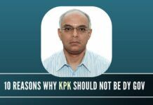 10 reasons why KPK, a PC acolyte should not be made Deputy Governor