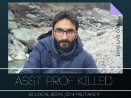 Is Kashmir militancy a result of failed leadership?