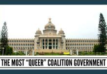 "Karnataka's is perhaps the most ""QUEER"" coalition Government"