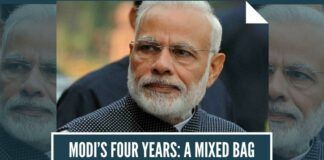 Modi Government's four years - A Mixed bag