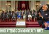 Modi attends Commonwealth meet