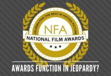Will the fact that the President may not be able to give away all the awards put the National Film Awards festival in jeopardy?