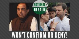 Are the lawyers of the Gandhis in the National Herald case indulging in empty rhetoric?