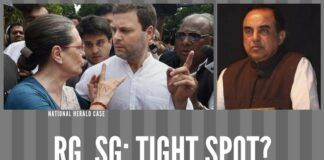 Did the Congress leadership put itself in a tight spot in the National Herald case?