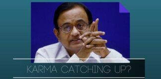 With investigations into various scams picking up pace, Chidambaram is running from one court to another, hoping to get anticipatory bail