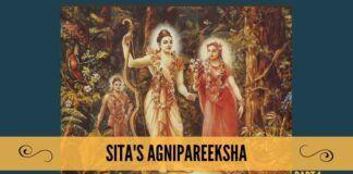 Sita's Agnipareeksha