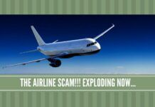 The Airline Scam!!! Exploding now...