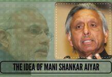 The Idea of Mani Shankar Aiyar