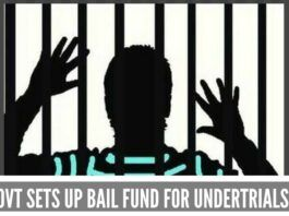 Govt sets up Bail Fund for undertrials