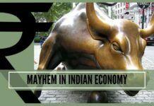 mayhem in indian economy