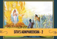 sita's agnipareeksha - 2
