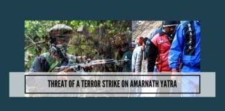 Threat of a terror strike on Amarnath yatra