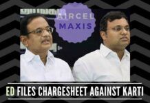 All the C-Company men will not be able to save Karti and PC as ED files a chargesheet against Karti in the Aircel-Maxis scam