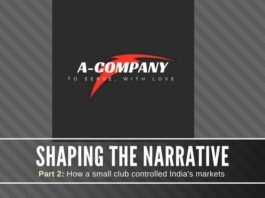 A small set of individuals along with Ajay Shah helped shape India's markets