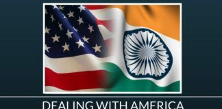 Responsible foreign policy will ideally try to understand American objectives and weigh it against Indian objectives and barter