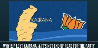 Why BJP lost Kairana, and why it's not end of road for the party
