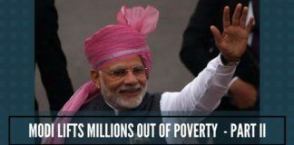 Modi Lifts Millions Out of Poverty