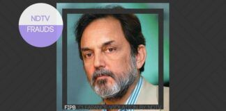 NDTV also committed illegalities in FIPB clearance when getting funding into the country