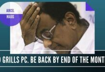 Giving excuses and blaming Fin Min officials has been the MO of Chidambaram when confronted with illegal FIPB approvals