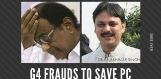 Chidambaram is leaving no stone unturned to escape from being charge sheeted in the Aircel-Maxis scam
