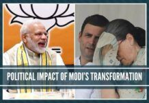 Political Impact of Modi 's Transformation