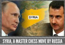 Syria, a master chess move by Russia